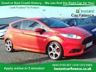 Ford Fiesta 16 EcoBoost ST 2 3dr GOOD BAD CREDIT CAR FINANCE