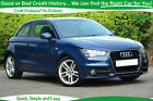 Audi A1 16TDI S Line GOOD BAD CREDIT CAR FINANCE
