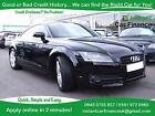 Audi TT Coupe 20T FSI 2008 GOOD BAD CREDIT CAR FINANCE
