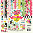 Echo Park Paper SF125016 Echo Park Collection Kit 12X12 Summer Fun
