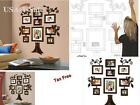 Family Tree Collage Photo Picture Frame Set Wall Art Home Decor Decoration Gift