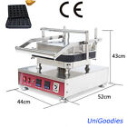 Egg Tarte Pie Waffle Machine Maker Automatic Non Stick Commercial Dessert 25 Cup