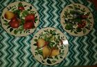 Set 3 Sakura Casual Dining by Oneida Sonoma Excell Salad Dessert Plates Dishes