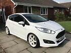 Ford Fiesta 10 EcoBoost Zetec S Hatchback 3dr start stop Modified