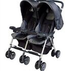 Combi Twin Baby Double Stroller Foldable Gray Twin Sport TS-5DX