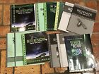 ABeka Science Earth And Space Lot 8th Grade