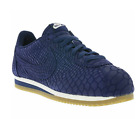 Nike Classic Cortez Leather Premium Mens Running Shoes Midnight Navy 861677 400
