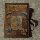 HARRY POTTER WIZARD CHIPBOARD FOLIO ALBUM NOT PAPERBAG PREMADE SCRAPBOOK PAGES