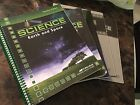 Abeka 8th Grade Science Earth And Space Set Of 5 Books Current Edition