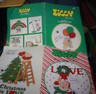 lot of 2 vintage Ziggy counted cross stitch pattern books