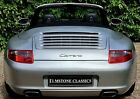 2005 PORSCHE 911 997 CARRERA CABRIOLET ONLY 32500 MILES MANUAL FPSH