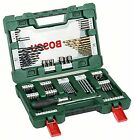 Bosch Drill and Screwdriver Bit Set with Ratchet Screwdriver and Magnetic Sti...