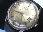 VINTAGE 1970'S SS MONDIA BY ZENITH AUTOMATIC 25J DATE              *6604