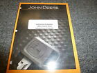 John Deere Model 1050J Crawler Dozer Owner Operator Maintenance Manual OMT226581