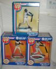 [ Lot of 3 Cecil Fielder 1992 Barry Bonds 1994 Kirby Pucket 1994 Starting lineup