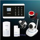 HOMSECUR Wirelesswired 3G Phone Line Home House Alarm System With Touch Panel