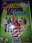Hannah Montana DVD Game 2008 Miley Cyrus Brand New and Sealed