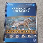 Creation to Greeks teachers Manual from My Fathers World curriculum