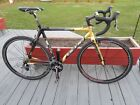 Blue CXC Med/large Cyclocross bike.Aluminum with carbon seat & chain stays