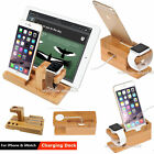 Charging Dock Station Charger Holder Stand For Apple Watch iWatch iPhone 8 i Pad