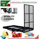 Wheel Chair Trailer Hitch Carrier Scooter Mobility Cargo Carrier w Loading Ramp