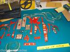WILLIAMS DINER RAMP & PLASTIC SET ** F