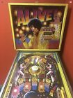 Rare Vintage 1978 Elvis Presley Vintage Pinball Pin Ball Machine Game Complete