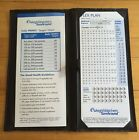 Vintage Weight Watchers Turaround daily point tracker for purse