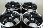 17 wheels Accord Civic Sonata Tiburon Cooper Legend Ion Miata 4x100 4x1143 Rims