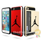 iPhone 7 7+ 8 8+ Credit Card ID Storage Michael Jordan Case Wallet New Cover
