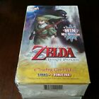 The Legend of Zelda 2007 Twilight Princess Booster Card Pack Box- Enterplay RARE