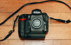 Pristine Nikon D3s Camera w Extras 2290 shutter actuations