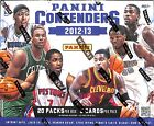 2012-13 Panini Contenders Basketball Sealed Hobby Box