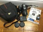 Canon EOS Rebel T3 Digital SLR Camera with EF S 18 55mm f 35 56 IS Lens