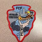 1999 Royal Rangers FCF Voyager Territorial Rendezvous Patch