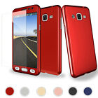 360 Slim Hard Armor Case Cover + Screen Protector For Samsung Galaxy Note 5 4 3