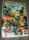 LEGO Pirate Code Board Game Play Set Complete with Box & Instructions Excellent