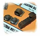 Bar Mills #04007 - Industrial Wall Vents - O Scale NEW 4007