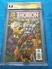 Thorion of the New Asgods #1 - Amalgam - CGC SS 9.8 NM MT - Signed by K Giffen