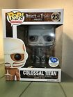 Funko POP! Attack On Titan Colossal Titan FYE Exclusive #23 (Vaulted)