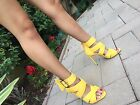 Barbara 51 Strappy Open Toe Stiletto Sandals High Heels Dress Womens shoes