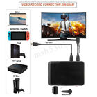 HDMI 1080P Video Game Capture Recorder Card EZCAP YPbPr XBOX ONE 360 PS4 PS3 HD