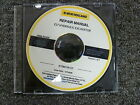 New Holland Model E27 Hydraulic Excavator Shop Service Repair Manual CD