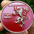 PREMIUM Game of Thrones House Lannister Poker Card Protector Golf Coin NEW