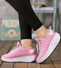 HOT Breathable Womens Shape Ups Toning Fitness Walking Comfort Shoes Sneakers
