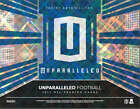 2017 Panini Unparalleled Football Hobby Box (8 Packs of 8 Cards: 2 Autographs)