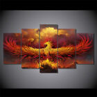 Modern Abstract Oil Painting Wall Decor Art Huge Phoenix Gorgeous no frame