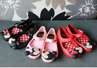 Kid Jelly Shoes For Cartoon Mickey Minnie mouse Dress Up melissa Toddler Sandals