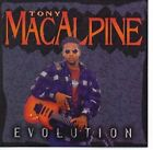Tony Macalpine - Evolution [CD]