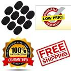 Sunmns 10 Pack Mini Size Lapel Headset Microphone Windscreen Foam Cover Black